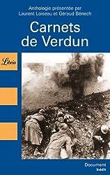 Carnets de Verdun