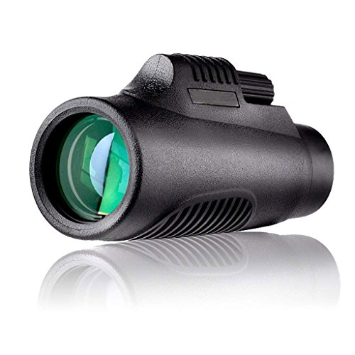XHHWZB Handy Pocket-sized Monocular - Waterproof/Fog-proof/shockproof Grip Scope - for Watching Games, Exhibition, Model Shows, Car Racing by XHHWZB