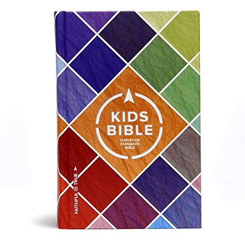 CSB Kids Bible, Hardcover