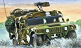 Italeri - I249 - Maquette - Chars d'assaut - M998 Désert Patrol - Echelle 1:35