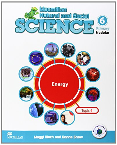 Descargar Libro Ep 6 - Medio - Mns Science 6 Unit 4 - Energy Aa.vv.