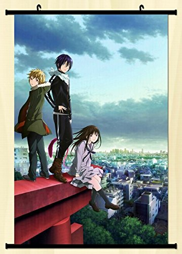 Home-Decor-Anime-Hot-Noragami-Yato-Cosplay-Wall-Scroll-Poster-Fabric-Painting-236-X-354-Inches-C03