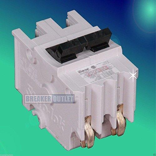 New FPE Federal Pacific NA250 Circuit Breaker Stab-Lok 2 Pole 50A 240V Type NA (50a Pole Breaker 2)