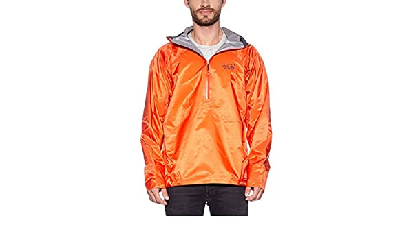 Mountain Hardwear Chaqueta Técnica Quasar Hybrid Naranja M: Amazon.es: Ropa y accesorios