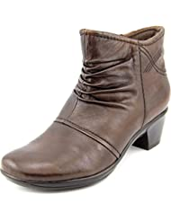 Earth New Origins Womens Cammie Boots Bark Calf