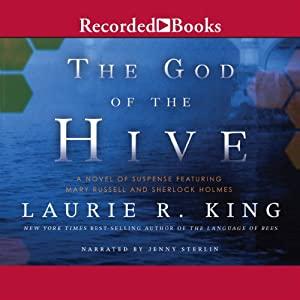 The God of the Hive Hörbuch