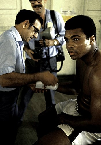 Posterazzi Muhammad Ali training in Florida Photo Print (24 x 30)