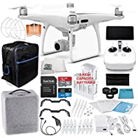 DJI Phantom 4 Pro+ Quadcopter EVERYTHING YOU NEED Ultimate Bundle