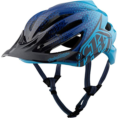Troy Lee Designs A2 MIPS Helmet 50/50 Blue, M/L by Troy Lee Designs