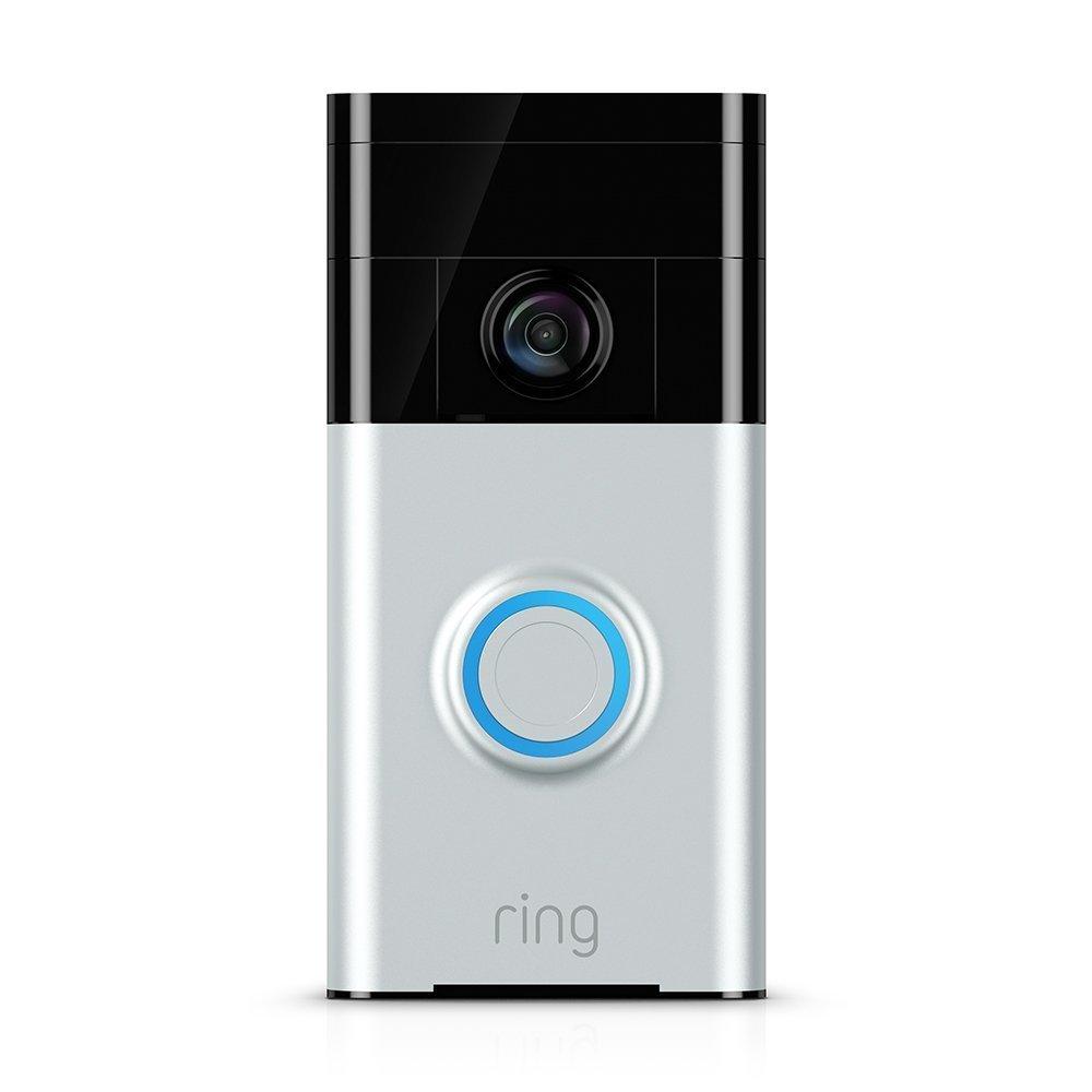 Ring_Doorbell 新品 密封 Ring Wi-Fiスマートビデオ 呼び鈴 インストールツール付き B0785YR95N 30975