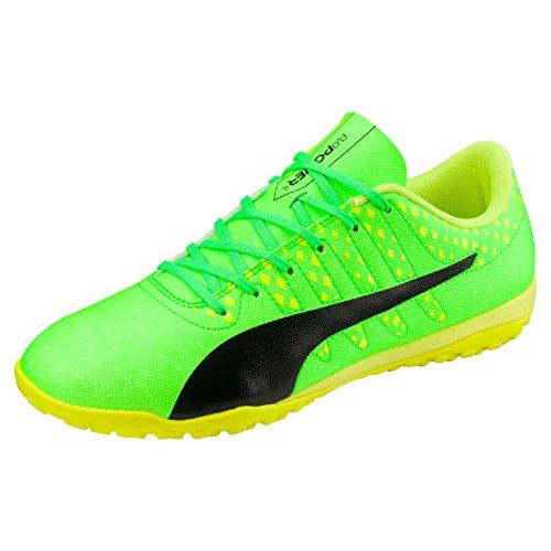 4 Football Homme Vigor Tt 01 puma Chaussures De Jaune gecko Evopower Puma Pour Vert Scurit Vert qXwF5zI