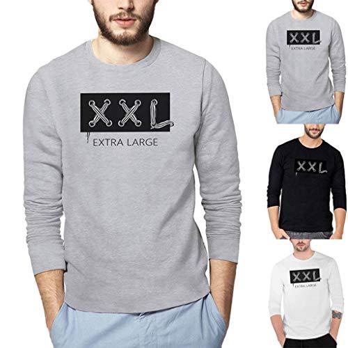 Unie Chemisier Shirt Longues shirt Timemeans T Noir3 Couleur Manches Homme Hommes Tee 1w5AqpZ5
