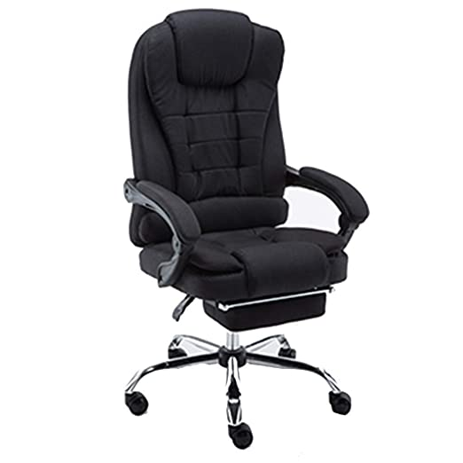 Sillas, silla de oficina, tela, silla giratoria reclinable para ...
