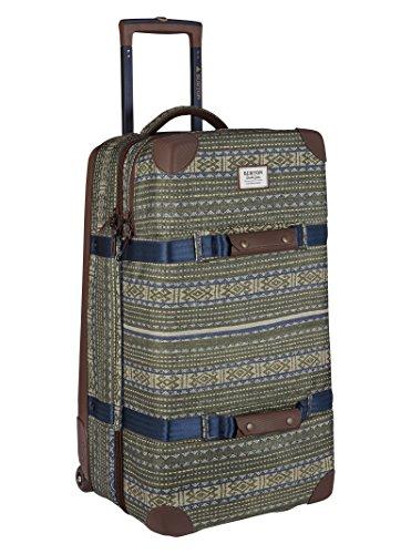 Burton Wheelie Double Deck Travel Bag, Tanimbar Print, One Size
