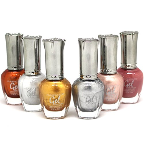gel effect nail polish lacquer