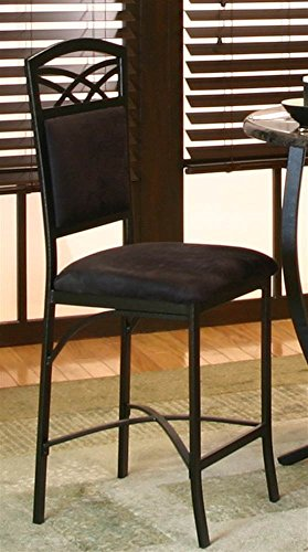 Sunset Trading Sierra Counter Height Bar Stool, Set of 2 ()