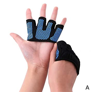 Unisex Fitness Gloves Gym Weightlifting Cycling Yoga ...