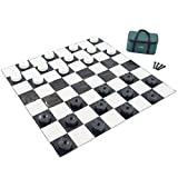 Jumbo Checkers (Played on a 4' X 4' Mat)