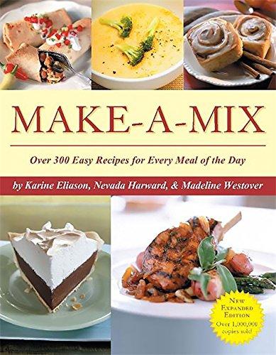 Make-A-Mix [Karine Eliason - Nevada Harward - Madeline Westover] (Tapa Blanda)