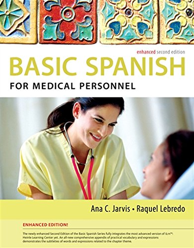 1285052188 - Basic Spanish for Medical Personnel, Enhanced 2nd Edition