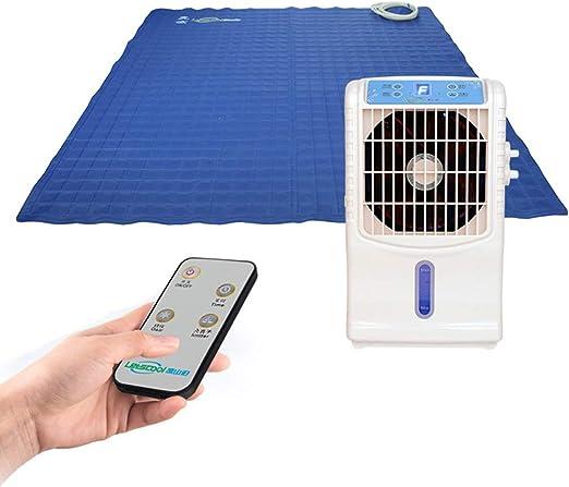Colchón Plegable portátil del Aire Acondicionado Refrigerador de ...