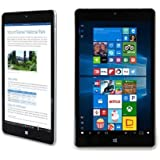 NuVision Tablet PC 8-inch Full HD Touchscreen Tablet