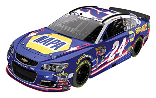 Lionel Racing Chase Elliott  24 Napa Salutes 2016 Chevrolet Ss Nascar Diecast Car