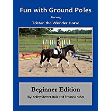 Fun with Ground Poles Starring Tristan the Wonder Horse: Beginner Edition
