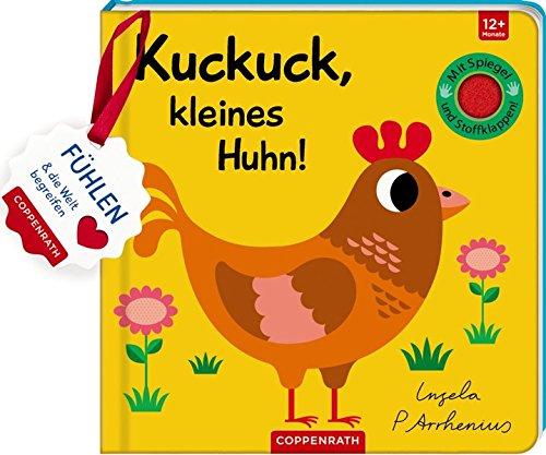 Mein Filz-Fühlbuch: Kuckuck, kleines Huhn!: Fühlen und die Welt begreifen