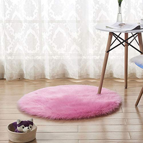 Soft Artificial Sheepskin Rug Chair Cover Bedroom Wool Warm Hairy Carpet Seat Wool Warm Textil Fur Area Mat