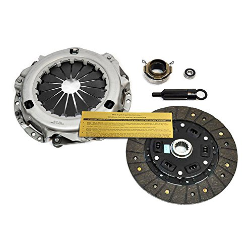 EFT HEAVY-DUTY CLUTCH KIT for 2005-2012 TOYOTA TACOMA 2.7L 4CYL BASE, PRE-RUNNER