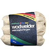 w.o.d welder 3 Pack Natural Odor Crushers Bags - Eliminate Odor 100% Natural & Chemical Free from Gym Bags, Shoes & Home - Moisture Absorber -Essential Oils Natural Antibacterial & Antifungal