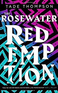 Book Cover: The Rosewater Redemption
