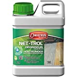 Owatrol Net-Trol Wood Cleaner and Colour Restorer Reviver