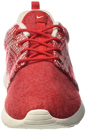 Nike Wmns Roshe One Winter - Calzado Deportivo para mujer Rojo (University Red / Unvrsty Red-Sl)
