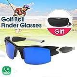 MLSJM 2Pcs Golf Ball Finder Glasses Golf Finder