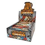 GRENADE Carb Killa Protein Bars Variety Pack, Triple-Layered, Delicious, High Protein Bar - Suitable Meal Replacement for Weight Loss, 2.12 Ounce (Pack of 12)