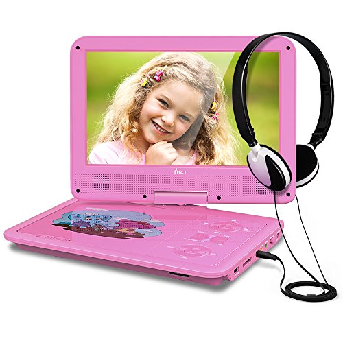 Portable Dvd Player With Long Battery Life - 1