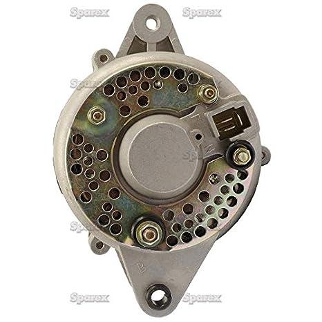 wiring diagram, powermaster alternator amazon com: kubota alternator,  15221-64012, 15321-64010 l175,