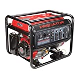 Predator Portable Generator 8750 Peak/7000 Running Watts And...
