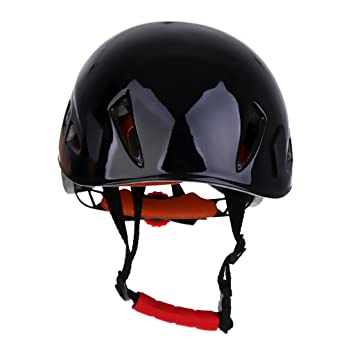 Lightweight Rescue Outdoor Rock Climbing Helmet Fall Head Protection 58-62cm