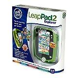 LeapFrog LeapPad2 Explorer Kids' Learning Tablet, Green