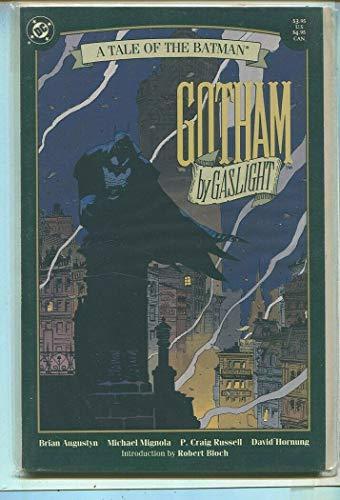 A Tale Of The Batman- Gotham By Gaslight DC Comics CBX100 (A Tale Of The Batman Gotham By Gaslight)