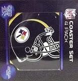 NFL Pittsburgh Steelers Coaster Set 4pk