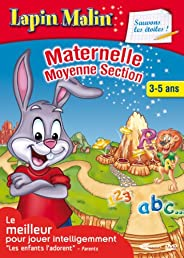 Lapin Malin: Maternelle 2 - Sauvons les etoiles 3-5 ans (vf - French software)