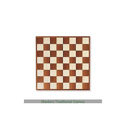 Dal Negro Tablero de ajedrez de 36cm (43mm cuadrados): Amazon.es ...