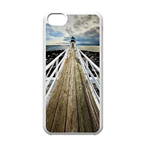 Lighthouse DIY Cover Case for Iphone 5C,personalized phone case ygtg545164
