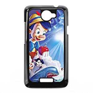 HTC One X Phone Case Black Pinocchio Pinocchio DYW5139225