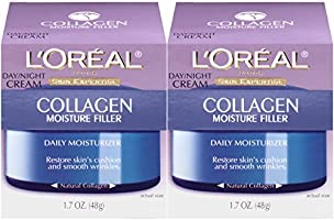 L'Oreal Paris Skin Care Collagen Moisture Filler Facial Day Nigh