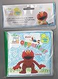 Babies Sesame Street Bath Time Bubble Books (Elmo's World Opposites!)